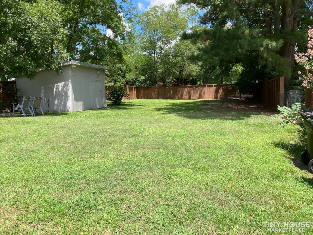 $250 and $500 Tiny House and RV Living and Parking Available, Durham NC - Slide 1