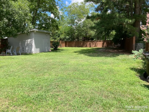 $250 and $500 Tiny House and RV Living and Parking Available, Durham NC