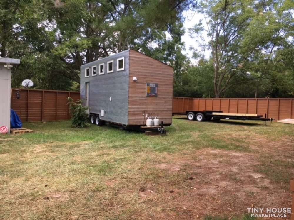 $250 and $500 Tiny House and RV Living and Parking Available, Durham NC - Slide 2