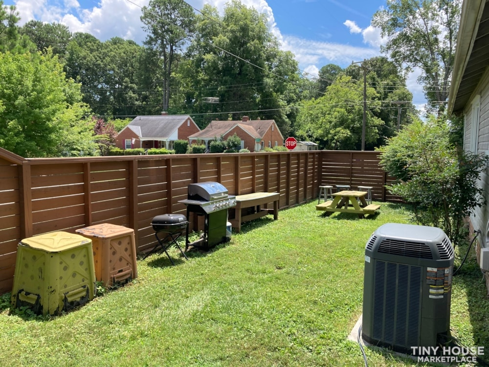 $250 and $500 Tiny House and RV Living and Parking Available, Durham NC - Slide 3