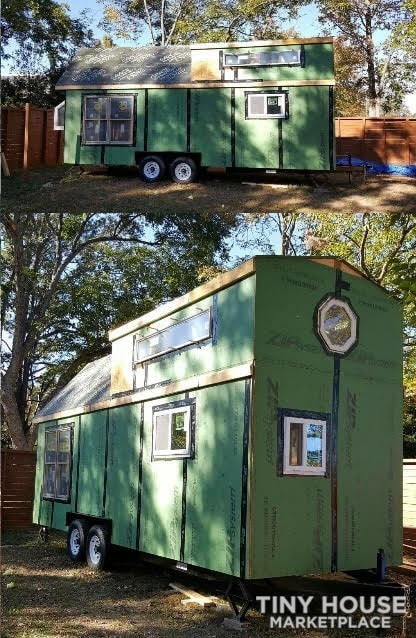 $250 and $500 Tiny House and RV Living and Parking Available, Durham NC - Slide 5