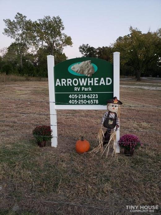 Arrowhead RV & Tiny House Park