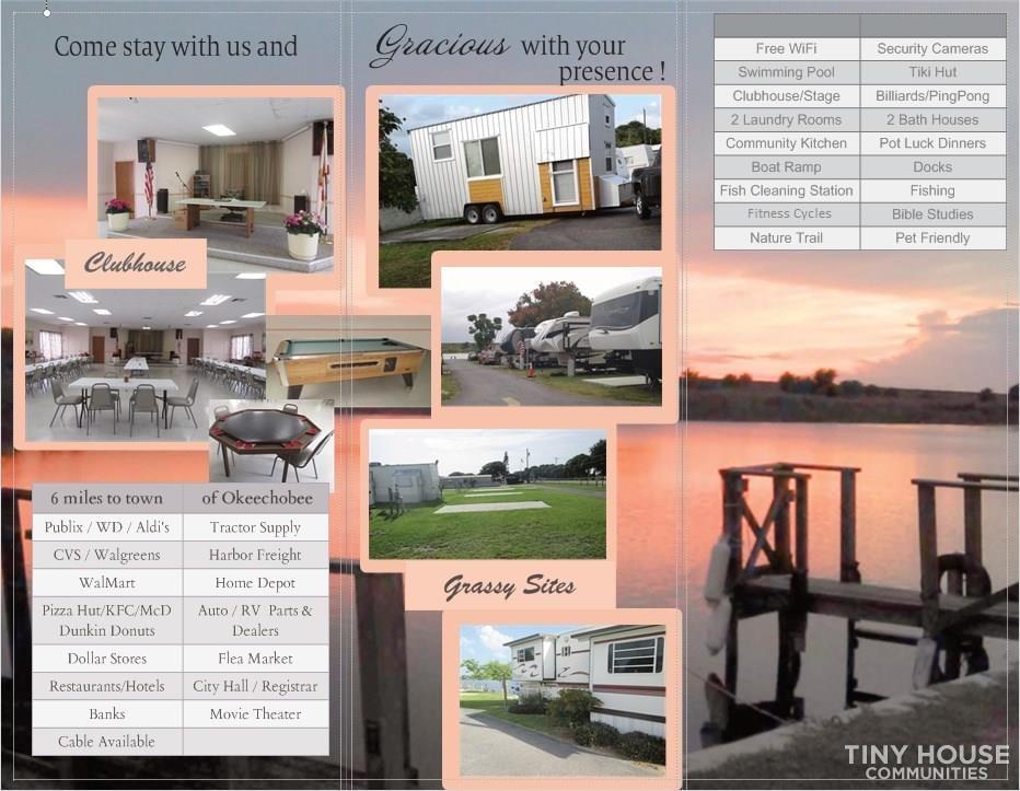 Gracious Tiny House Park - Slide 2