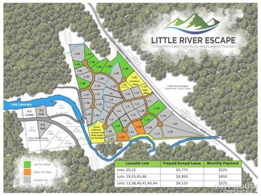 Little River Escape Tiny House Community