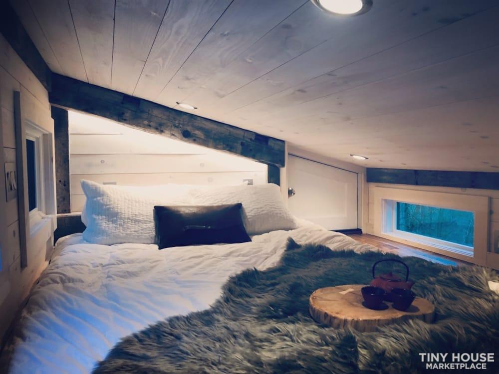 """The Hemingway"" Luxury Tiny Home - Slide 7"