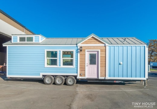 10 x 34 Tiny House 410 sq ft
