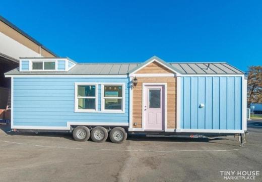 10 x 34 Tiny House