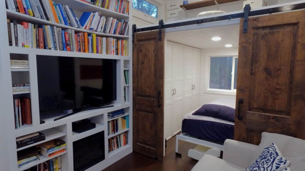10x30 GORGEOUS Tiny House For Sale - Slide 2