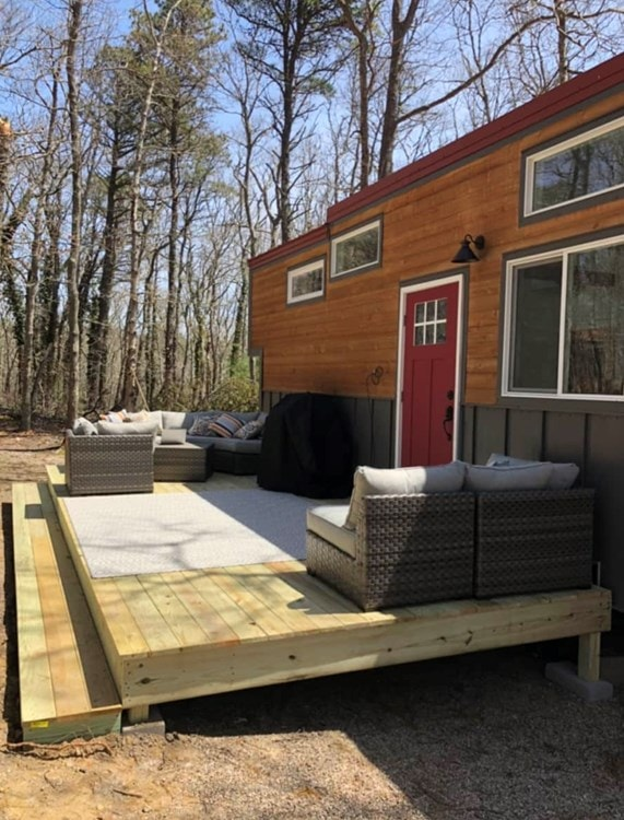 10x30 GORGEOUS Tiny House For Sale - Slide 8