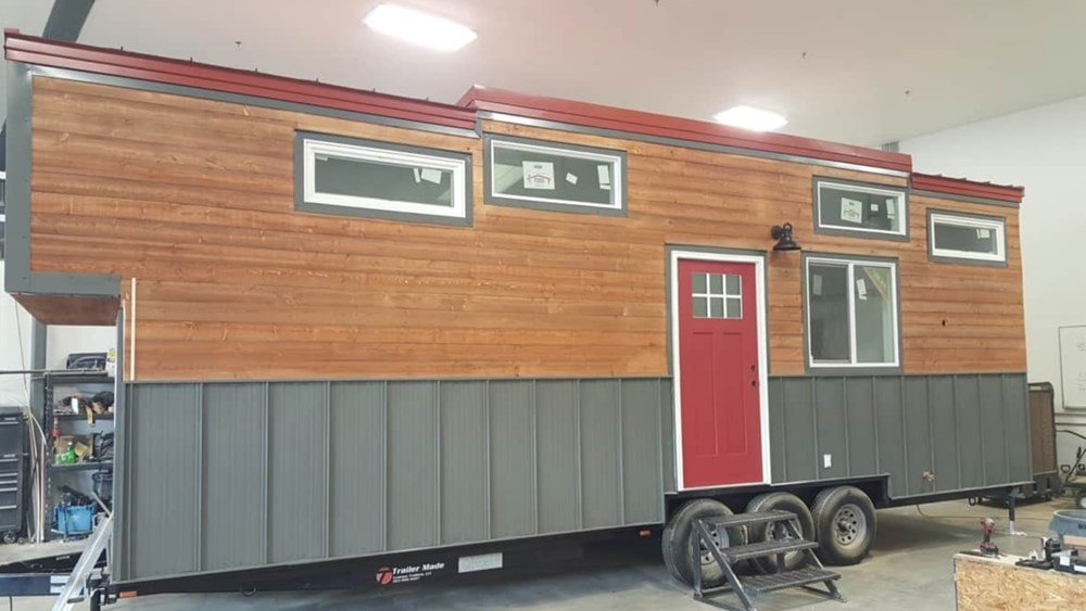 10x30 GORGEOUS Tiny House For Sale - Slide 9