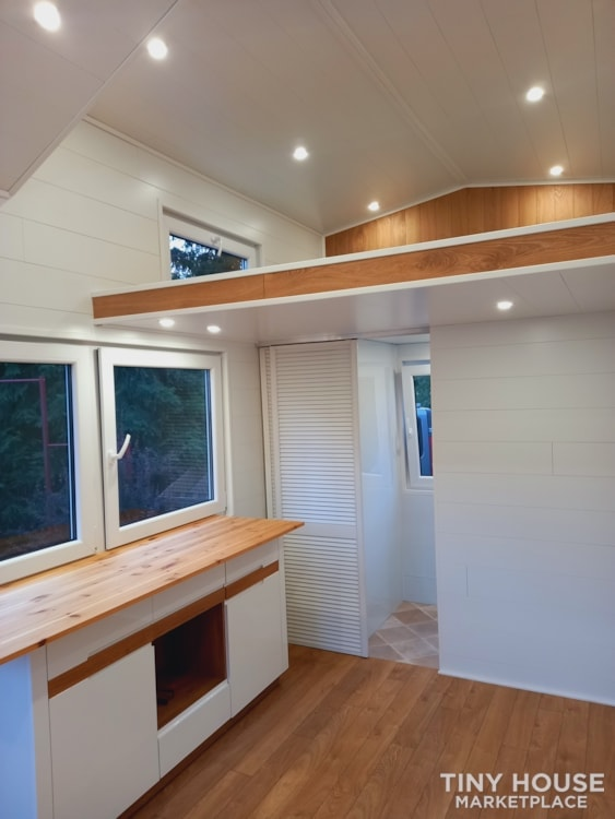 12.5 square meters tiny house - Slide 3