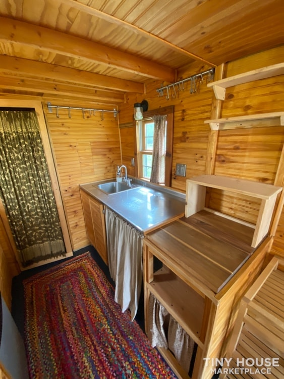 120 sq' Tiny House with deck for sale: WI - Slide 6
