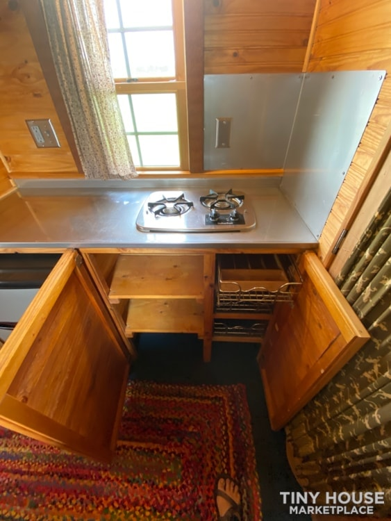 120 sq' Tiny House with deck for sale: WI - Slide 8