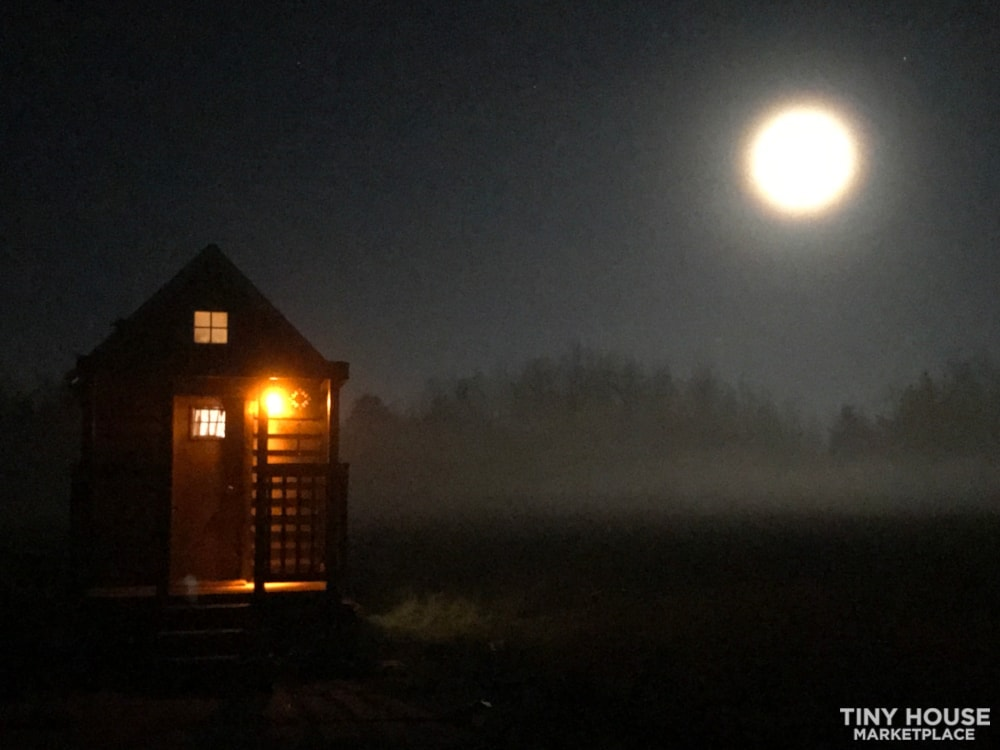 120 sq' Tiny House with deck for sale: WI - Slide 20