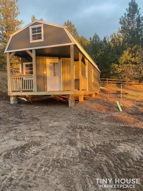 14 x 40 Tiny Home - Slide 1