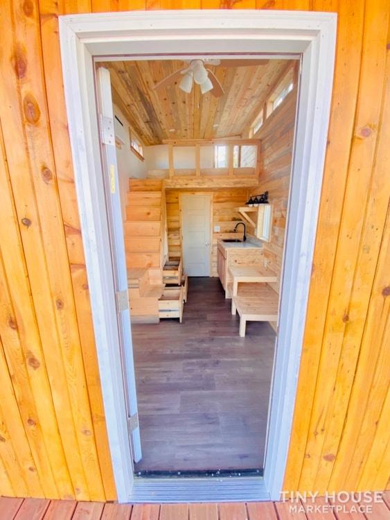 16ft Tiny House   External 4'x8' Deck   ADU Compliant   Sale Ends 10-18-21 - Slide 5
