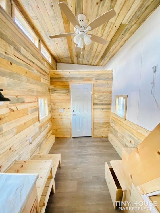 16ft Tiny House   External 4'x8' Deck   ADU Compliant   Sale Ends 10-18-21 - Slide 9