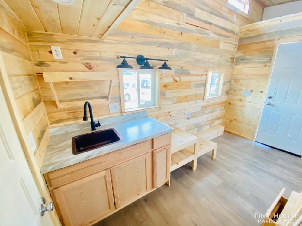 16ft Tiny House   External 4'x8' Deck   ADU Compliant   Sale Ends 10-18-21 - Slide 10