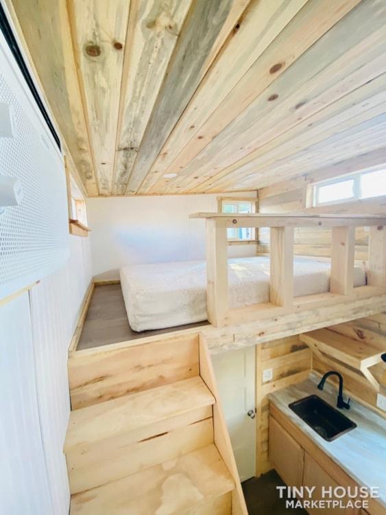 16ft Tiny House   External 4'x8' Deck   ADU Compliant   Sale Ends 10-18-21 - Slide 11