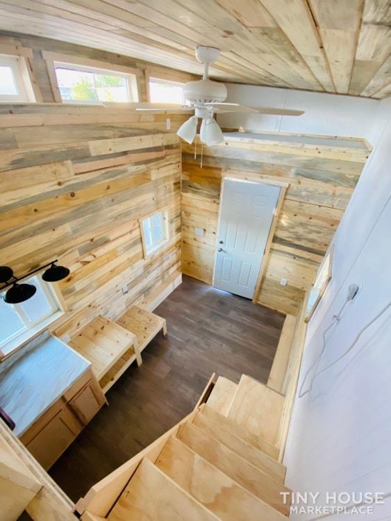 16ft Tiny House   External 4'x8' Deck   ADU Compliant   Sale Ends 10-18-21 - Slide 12