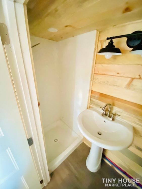 16ft Tiny House   External 4'x8' Deck   ADU Compliant   Sale Ends 10-18-21 - Slide 13