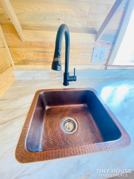 16ft Tiny House   External 4'x8' Deck   ADU Compliant   Sale Ends 10-18-21 - Slide 15