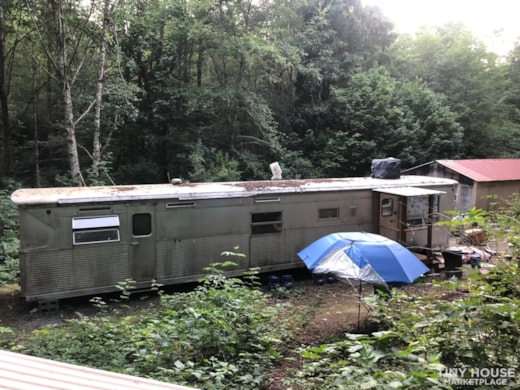 1957 Spartan Imperial Mansion Vintage Travel Trailer/Tiny Home