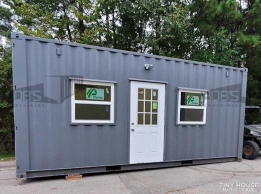 "20 ft Container Home   ""The Abilene"" Model"