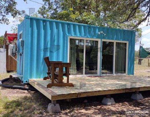 """20 ft Container Home   """"The Beaumont"""" Model"""