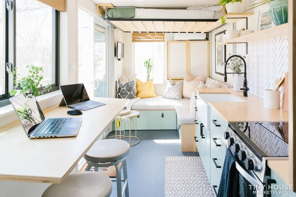 20' Side Open Shipping Container Home - Slide 4