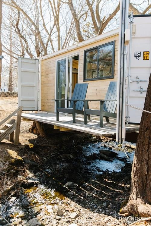 20' Side Open Shipping Container Home - Slide 19