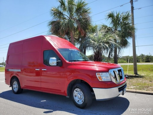 2012 Nissan NV2500 Camper Van