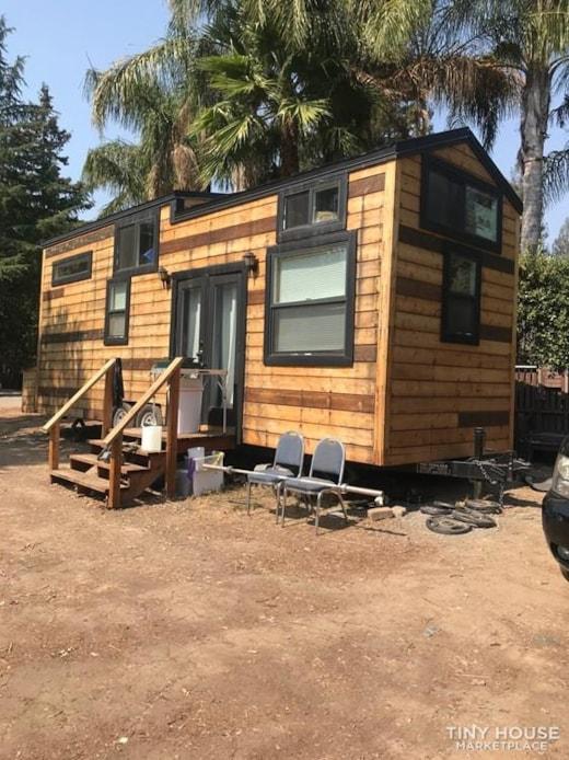 2017 KJE Rustic 3 Bedroom Tiny Home