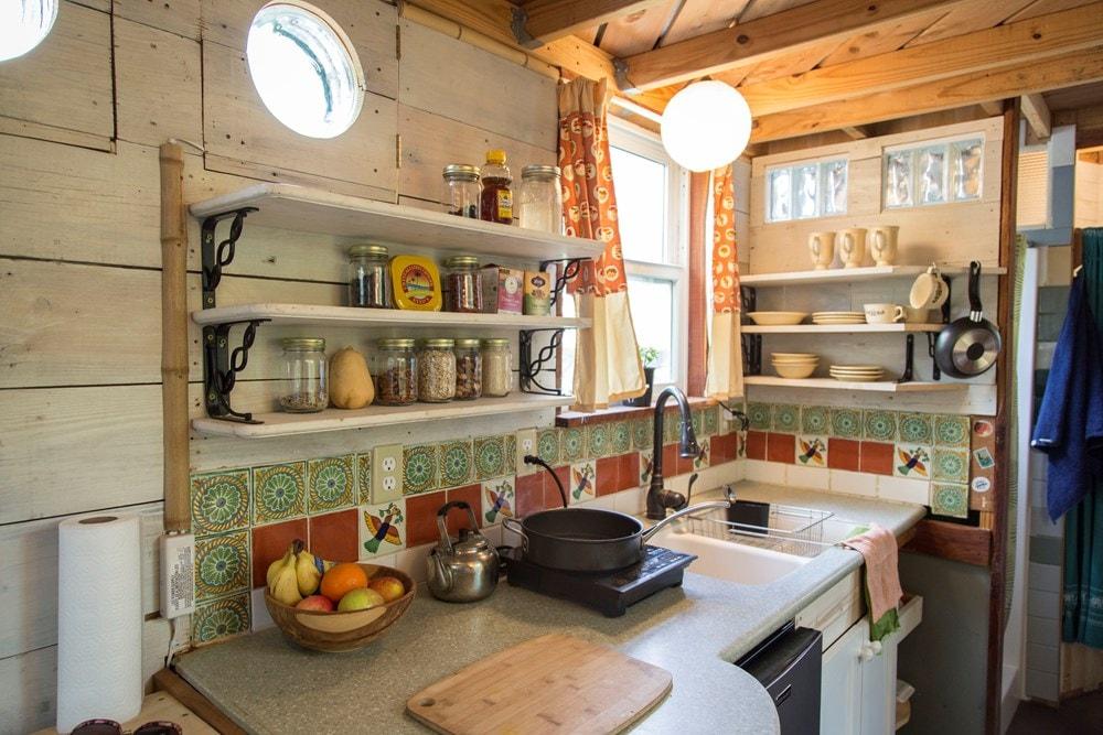 Cedar haven, spacious 200sf tiny home for sale  - Slide 4