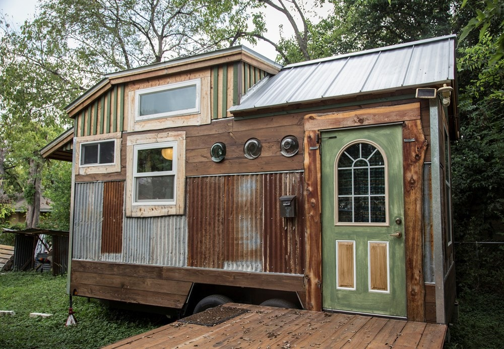 Cedar haven, spacious 200sf tiny home for sale  - Slide 1