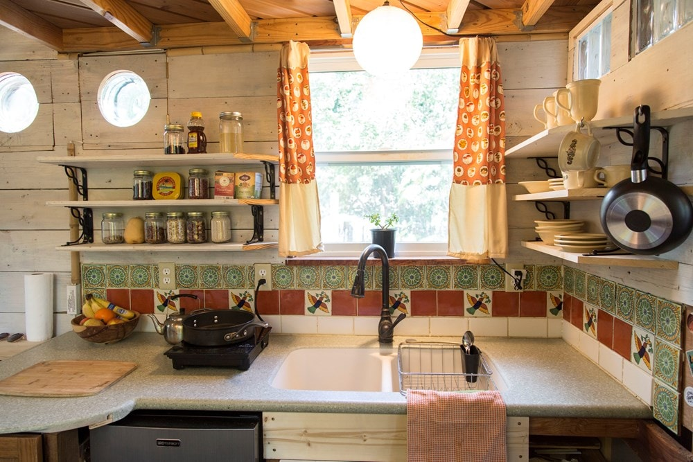 Cedar haven, spacious 200sf tiny home for sale  - Slide 11