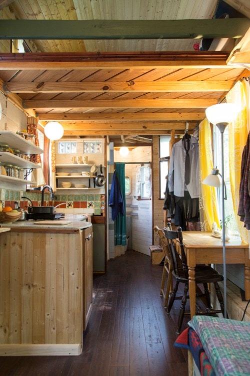 Cedar haven, spacious 200sf tiny home for sale  - Slide 3