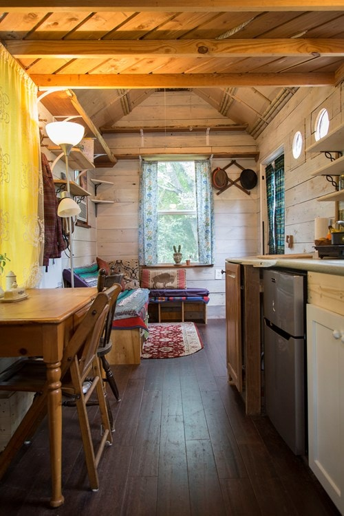 Cedar haven, spacious 200sf tiny home for sale  - Slide 7