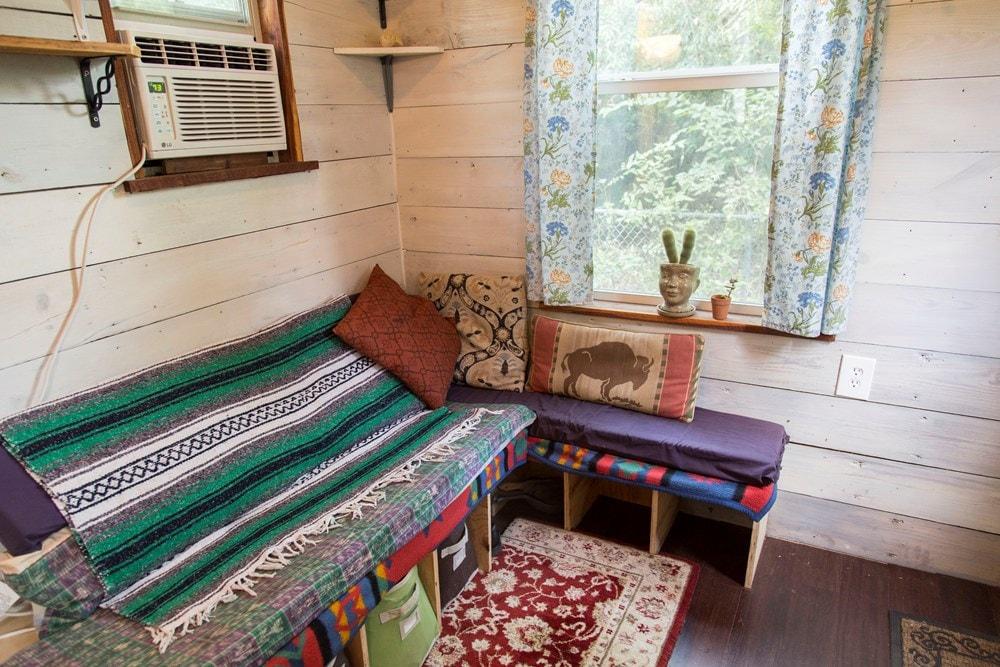 Cedar haven, spacious 200sf tiny home for sale  - Slide 8