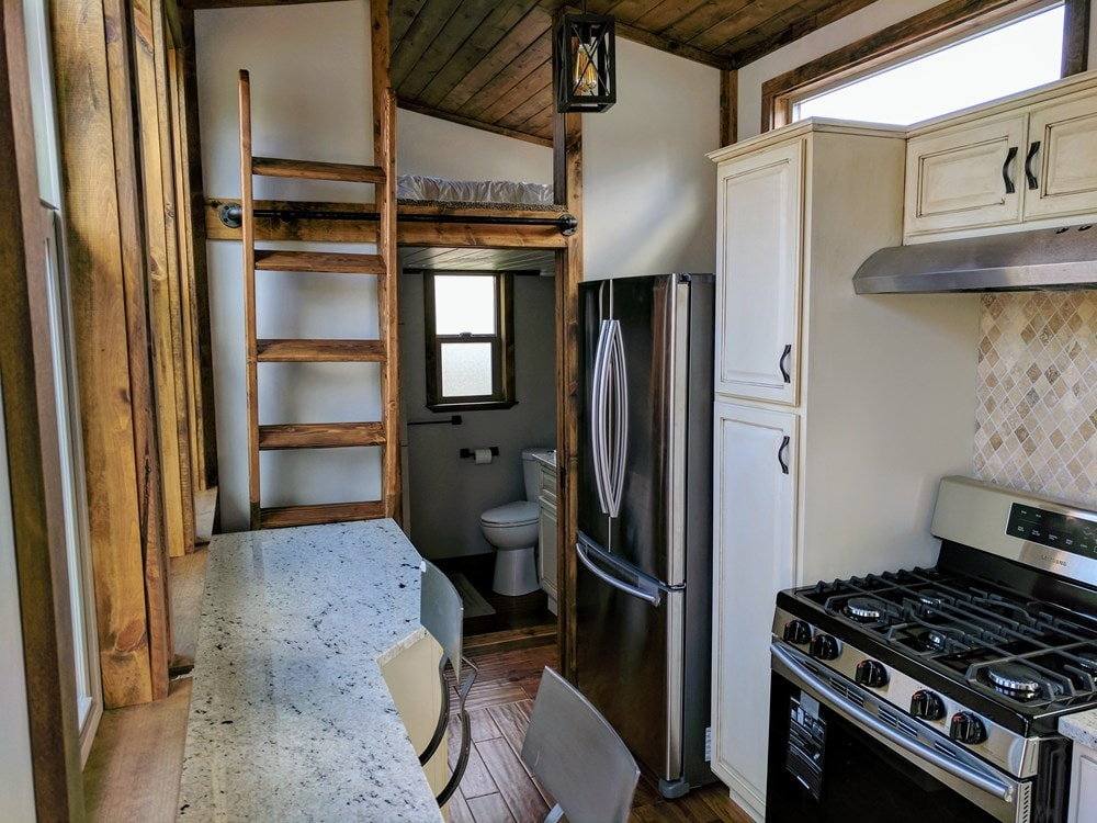 Teton Tiny Home - Slide 2