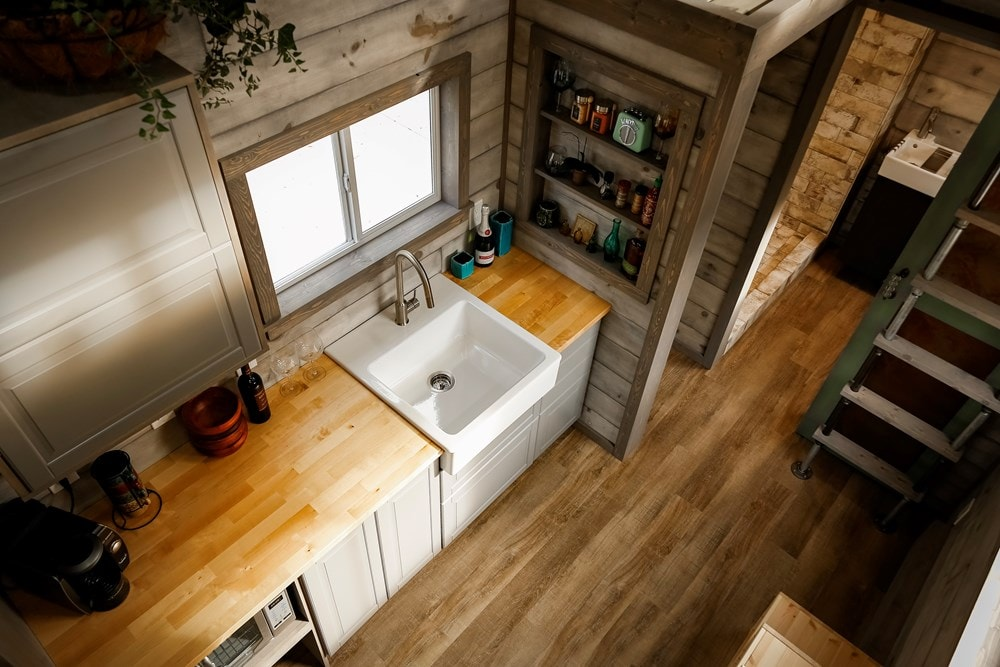 Tiny House For Sale in Texas - Habeo Tiny Homes - Slide 1