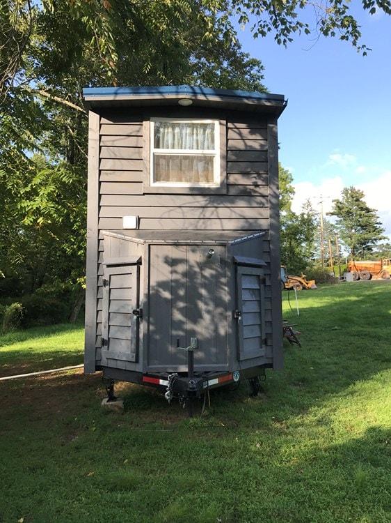Rustic 24' Tiny House - Built June 2017 - Slide 2