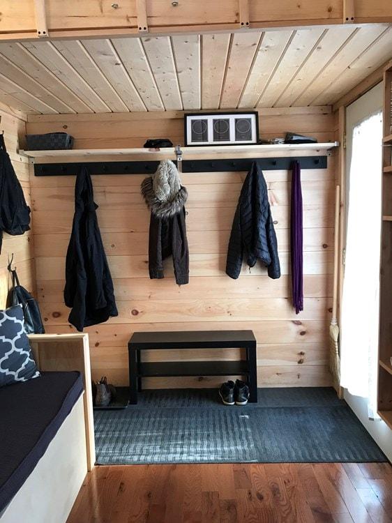 Rustic 24' Tiny House - Built June 2017 - Slide 3