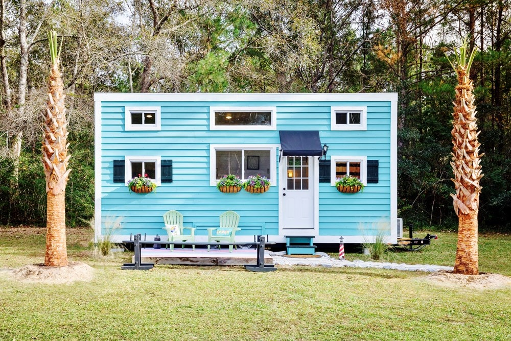 FEATURED ON DIY TV, Charlestonian Dream, 320 sf Tiny House. Land not included. - Slide 1