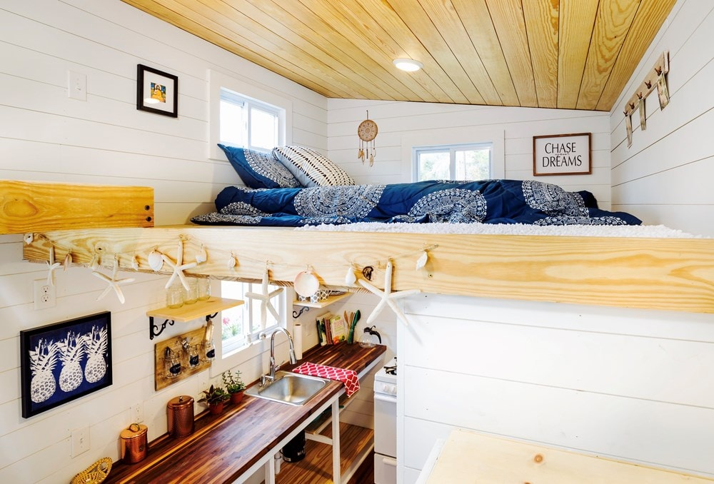 FEATURED ON DIY TV, Charlestonian Dream, 320 sf Tiny House. Land not included. - Slide 10