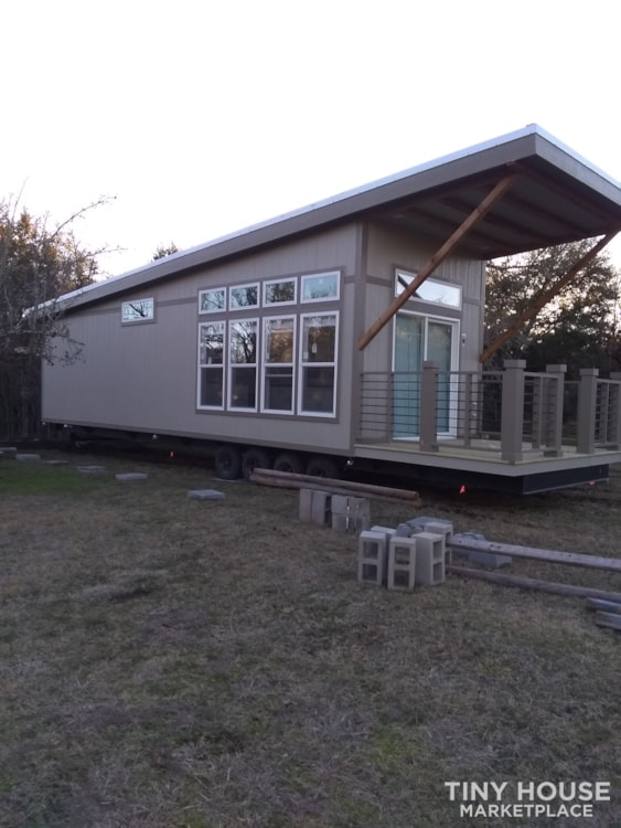 2018 Athens Park Model Tiny Home, Model APS 536 MS, with extras - Slide 2