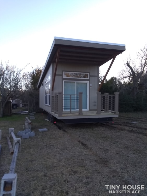 2018 Athens Park Model Tiny Home, Model APS 536 MS, with extras - Slide 3