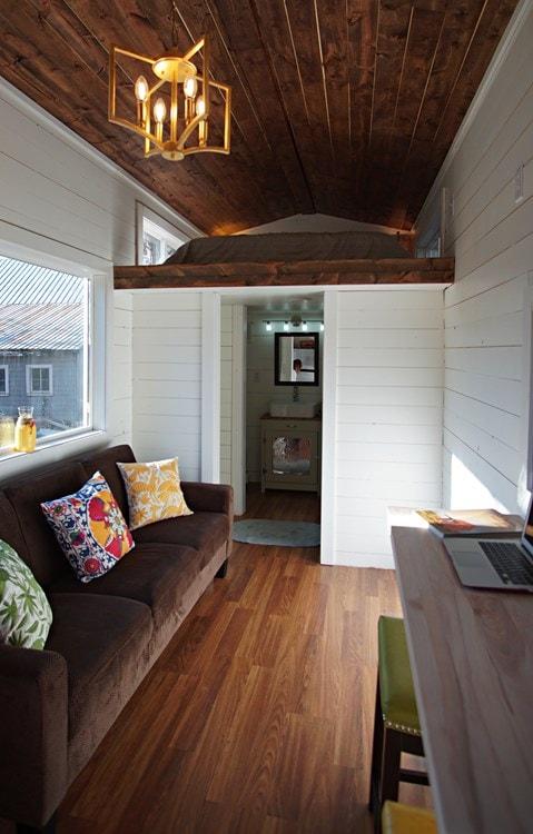 Custom Tiny House - Slide 2