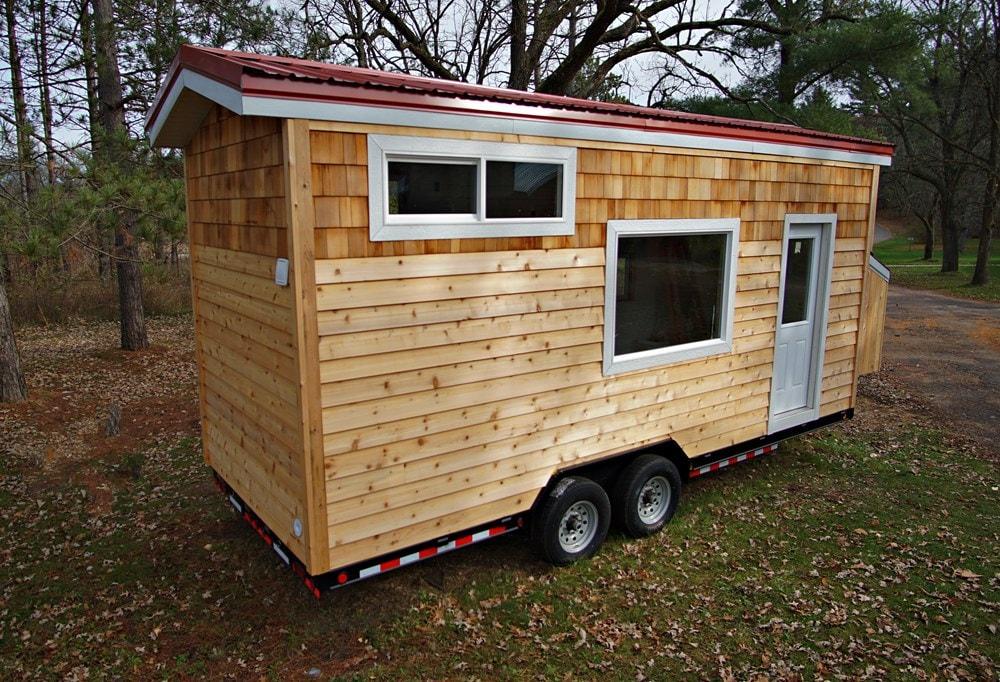 Custom Tiny House - Slide 1