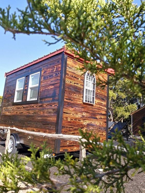 Wanderlust the modern rustic TINY HOUSE ON WHEELS - Slide 2